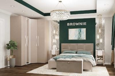 Модульная спальня Brownie