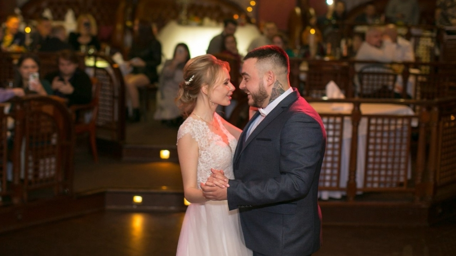 "свадьба в ""Аристократов"""
