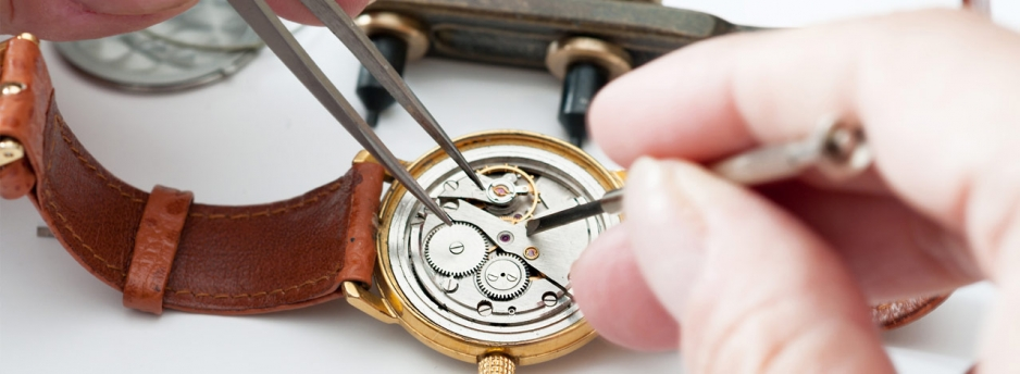 ремонт наручных часов