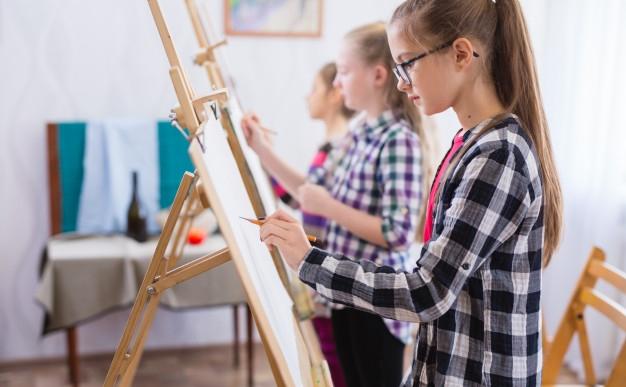 Школа рисования для детей