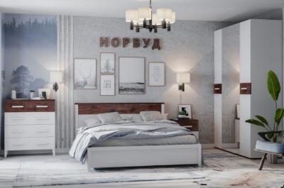 Модульная спальня НОРВУД